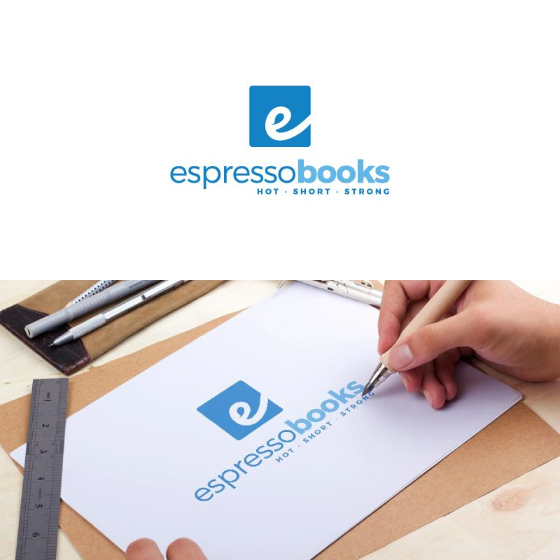 logo for book store